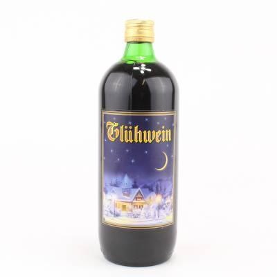 1698 - Siebrand winterwijn glühwein blauw 750 ml