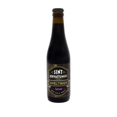 5243 - Sint Servattumus speltbier stout 330 ml
