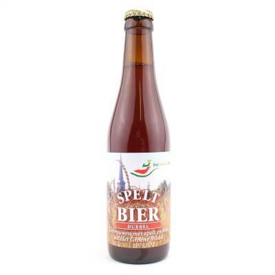 5246 - Sint Servattumus speltbier dubbel 330 ml