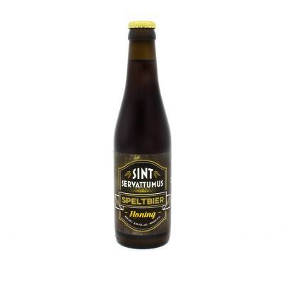 5252 - Sint Servattumus spelt honingbier 330 ml