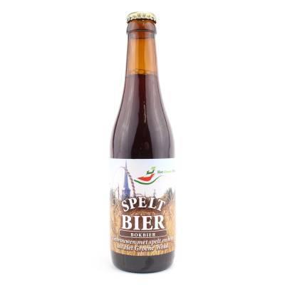5255 - Sint Servattumus spelt bokbier 330 ml