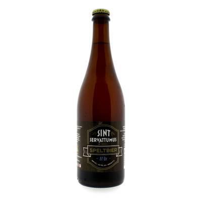 5260 - Sint Servattumus spelt witbier 750 ml
