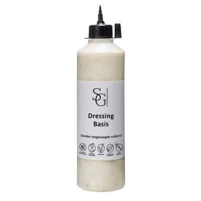 2204G - Smaakgeheimen basis dressing grootverpakking 500 ml
