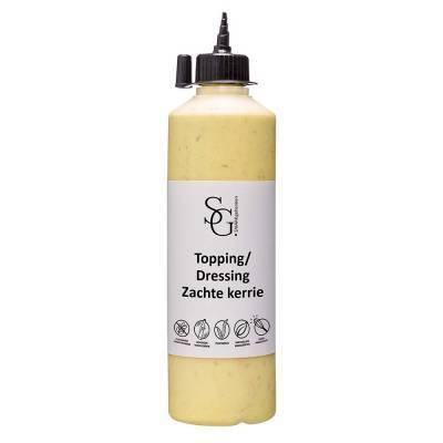 2209G - Smaakgeheimen kerrie dressing grootverpakking 500 ml