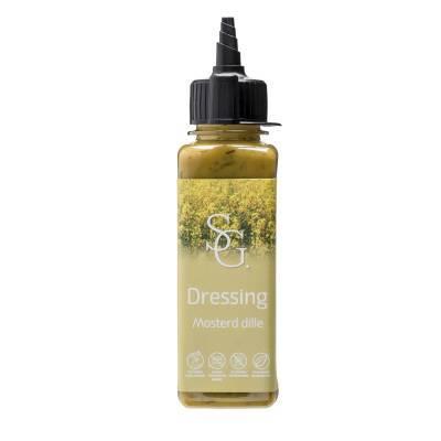 2217 - Smaakgeheimen dressing mosterd dille sv 150 ml