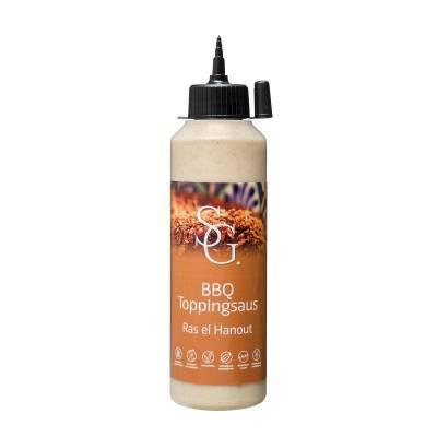 2304 - Smaakgeheimen bbq topping ras el hanout 250 ml
