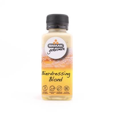 2199 - Smaakgeheimen bierdressing blond 120 ml