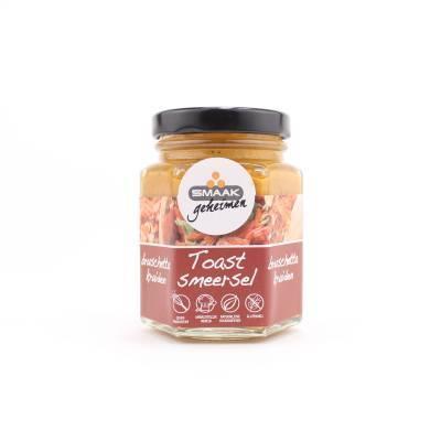 2203 - Smaakgeheimen toast smeersel bruschetta 110 ml
