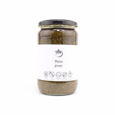 2233H - Smaakgeheimen groene pesto grootverpakking 720 ml