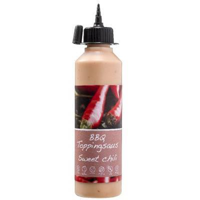 2302 - Smaakgeheimen bbq topping sweet chili 250 ml