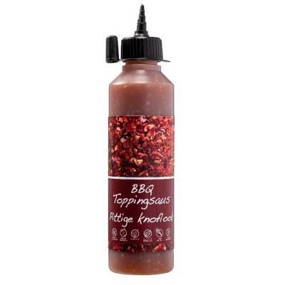 2308 - Smaakgeheimen bbq topping knoflook 250 ml