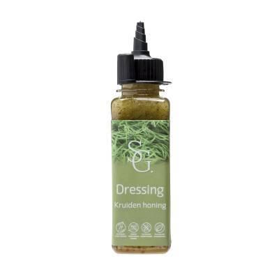 2214 - Smaakgeheimen dressing kruiden honing sv 140 ml