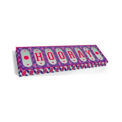 9556 - Snor reep melk hooray wonderbar 200 gram
