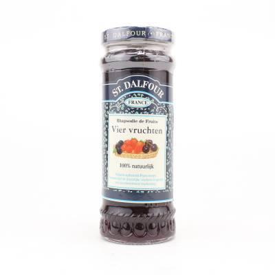 347206 - St. Dalfour vier vruchten 284 gram