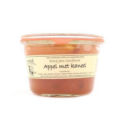 22017 - Streeck confiture appel kaneel weck 385 gram