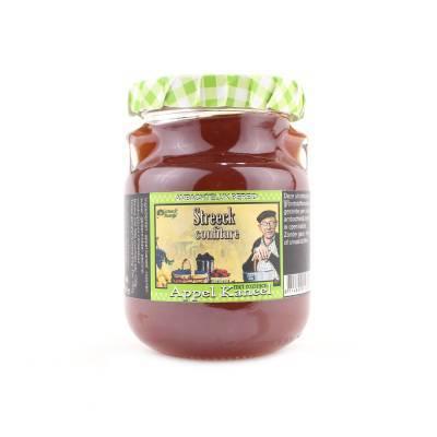 22043 - Streeck confituur appel-kaneel melkbus 330 gram