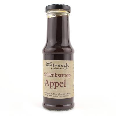 22090 - Streeck schenkstroop appel naturel 200 ml