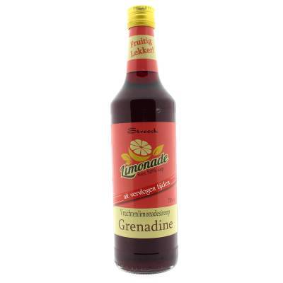22150 - Streeck grenadine limonade siroop 700 ml
