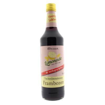 22153 - Streeck framboos limonade siroop 700 ml