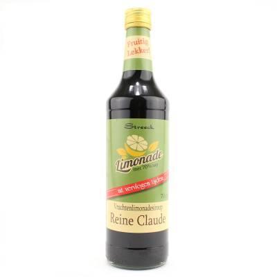 22154 - Streeck reine-claude limonade siroop 700 ml