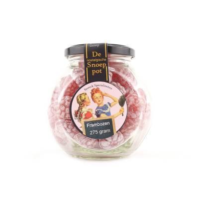 22201 - Streeck framboos bon bon pot 275 gram