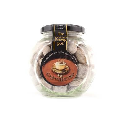 22216 - Streeck cappuccino moppen pot 300 gram