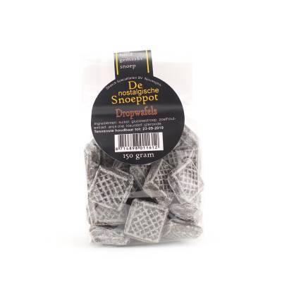 22234 - Streeck drop wafeltjes zakje 150 gram