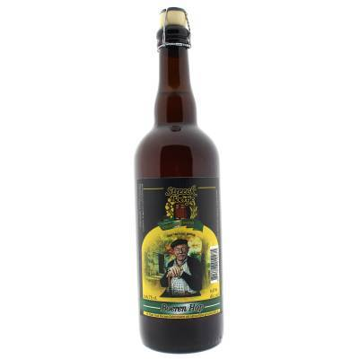 22260 - Streeck boeren hop bier blond 750 ml