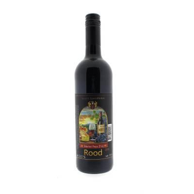 22290 - Streeck rode wijn merlot paysdoc 750 ml