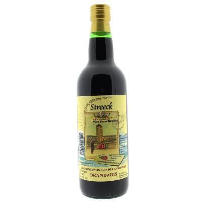 22300 - Streeck brandaris cranberry wijn 750 ml