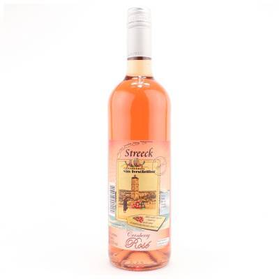 22301 - Streeck cranberry rose 750 ml