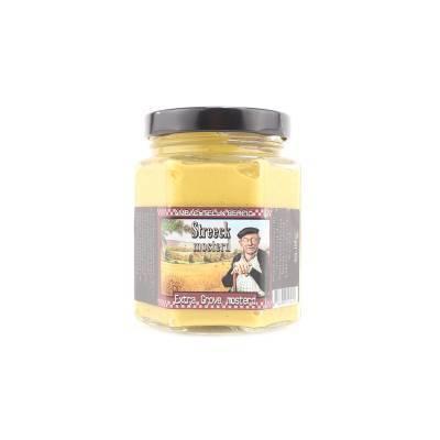 22410 - Streeck grove mosterd 170 gram