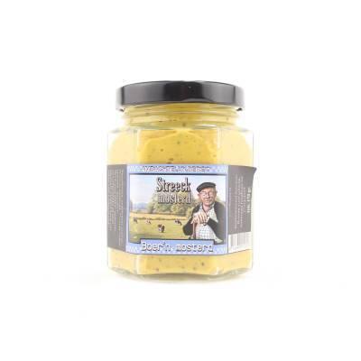 22422 - Streeck boeren mosterd 170 gram