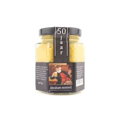 22441 - Streeck abraham mosterd pot 170 gram