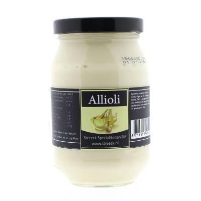22460 - Streeck aiolli knoflook boter pot 250 gram