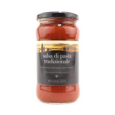 22511 - Streeck pastasaus tradizionale pot 490 gram