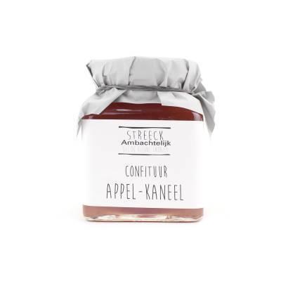 22808 - Streeck ambachtelijk confiture appel kaneel 340 gram