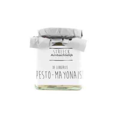 22830 - Streeck ambachtelijk pesto mayonaise 200 ml