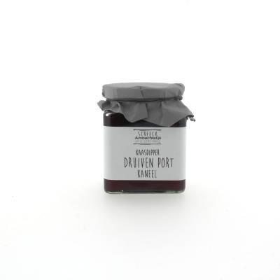 22836 - Streeck ambachtelijk kaasdip druif port kaneel 245 gram
