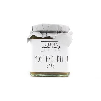22840 - Streeck ambachtelijk mosterd dille saus 200 gram