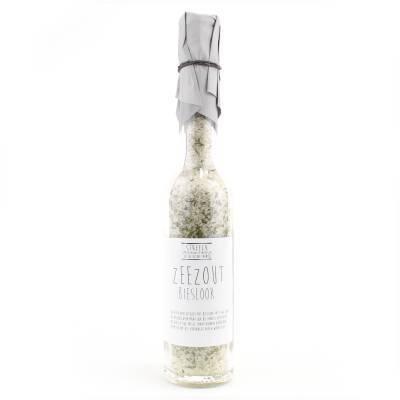 22851 - Streeck ambachtelijk zeezout bieslook 100 gram