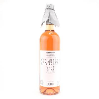 22881 - Streeck ambachtelijk cranberry rose 750 ml