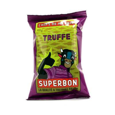 6954 - Superbon Chips Truffle 40 gram
