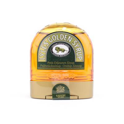 2106 - Tate & Lyle's golden syrup squeezer 340 gram