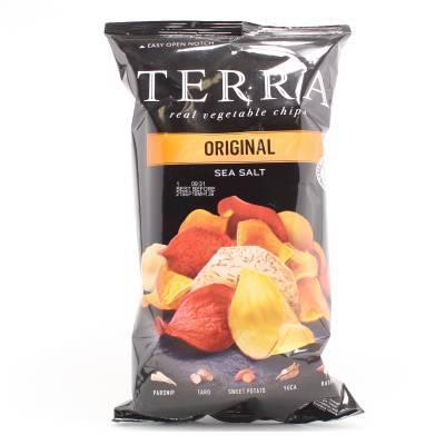 6282 - Terra original chips 110 gram