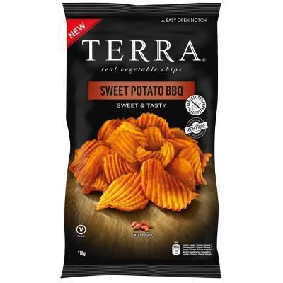 6287 - Terra sweet potato bbq 110 gram