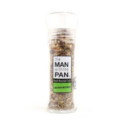 5933 - The Man with the Pan roasted bbq salt chimichurri met molen 80 gram