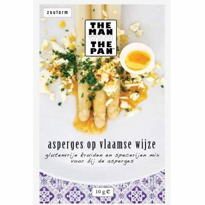 5980 - The Man with the Pan aspergemix sachet 10 gram