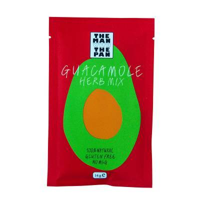 5982 - The Man with the Pan spice mix guacamole 14 gram