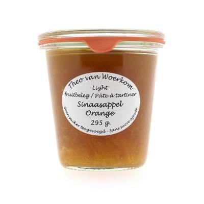 5036 - Theo van Woerkom fruitbeleg sinaasappel 295 gram